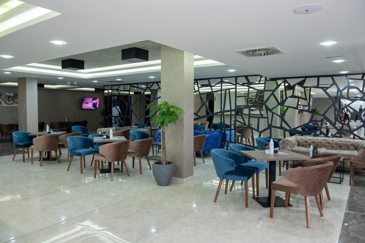 Lobi bar hotela Vrnjačke Terme