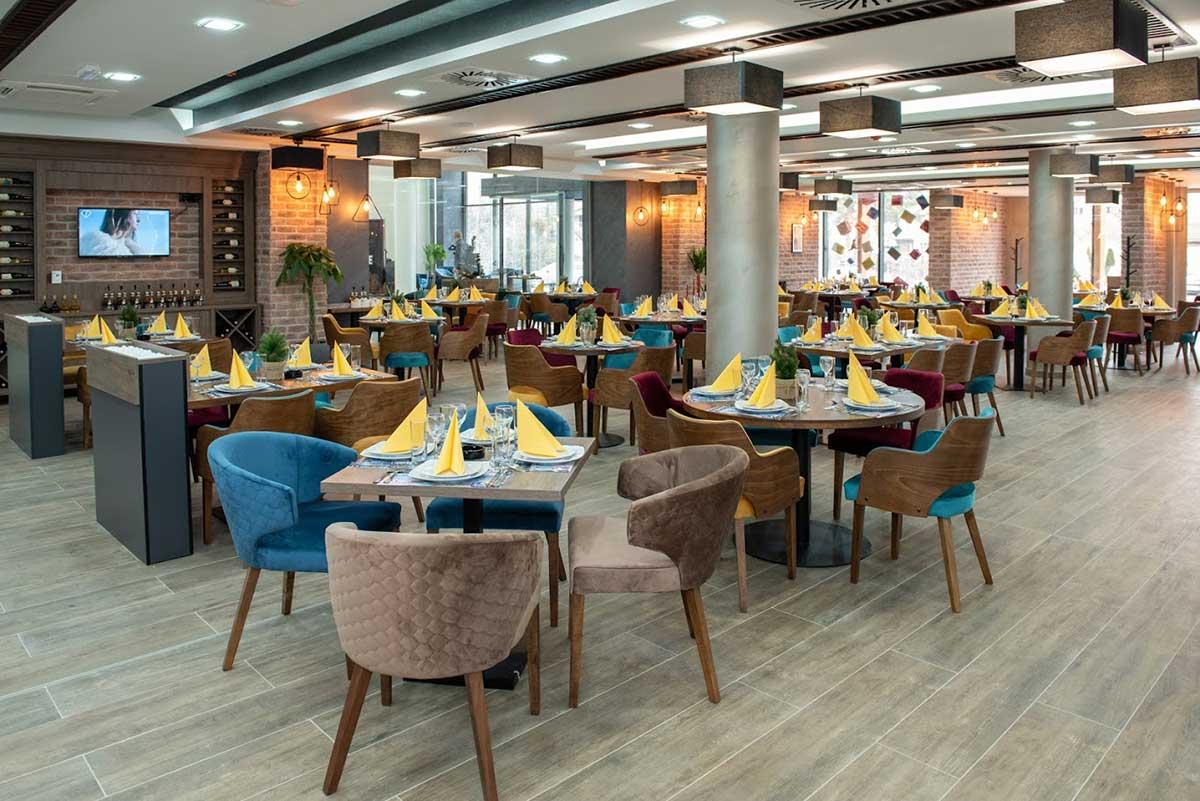 Restoran hotela Vrnjačke Terme