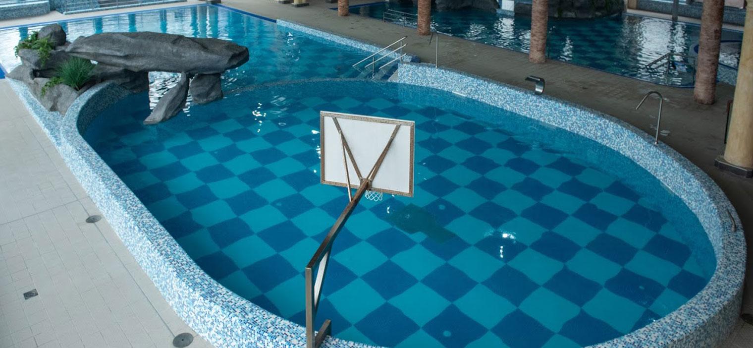 Zatvoreni termalni bazen hotela Vrnjačke Terme