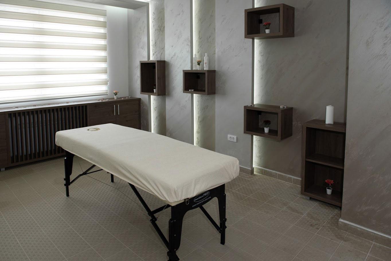 Soba za masazu - Wellness & Spa centar - Vrnjacke Terme