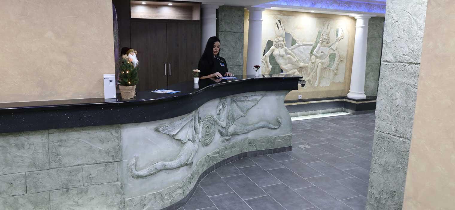 Wellness & Spa centar hotela Vrnjacke Terme