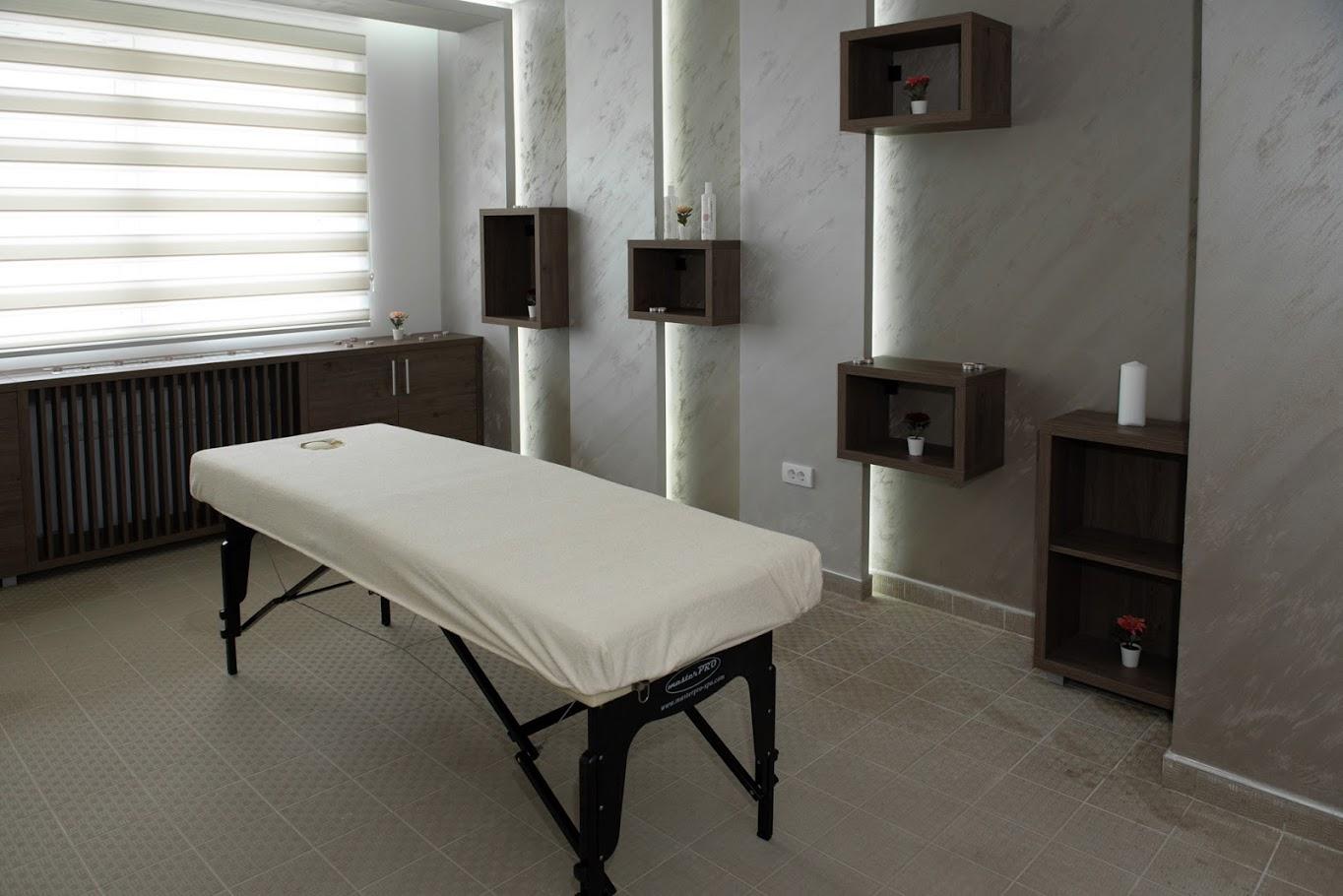 Soba za masazu wellness centra hotela Vrnjacke Terme