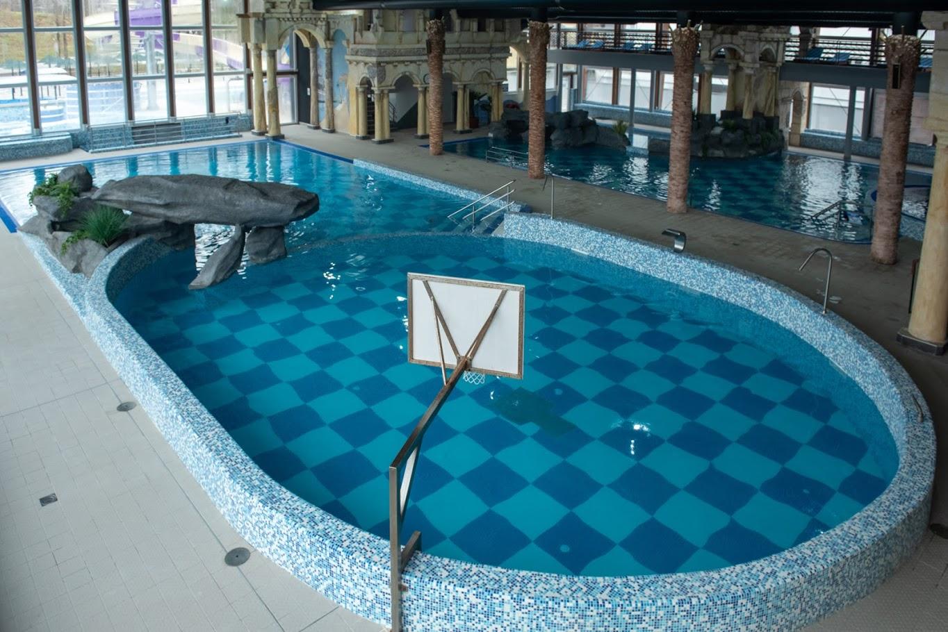 Veliki plivacki bazen